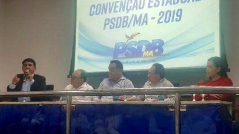 Wellington do Curso reafirma compromisso com povo e pré-candidatura à Prefeitura de São Luís em Convenção do PSDB