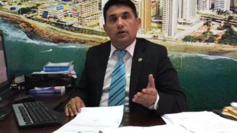 Wellington do Curso cobra do governador Flávio Dino o pagamento dos professores do ProJovem que estão há 04 meses sem receber