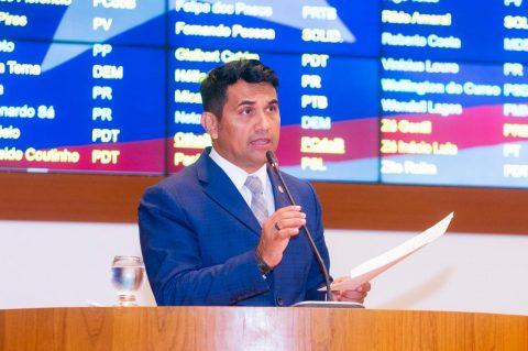 Deputado Wellington cobra de Flávio Dino melhorias para o tratamento de câncer em Imperatriz