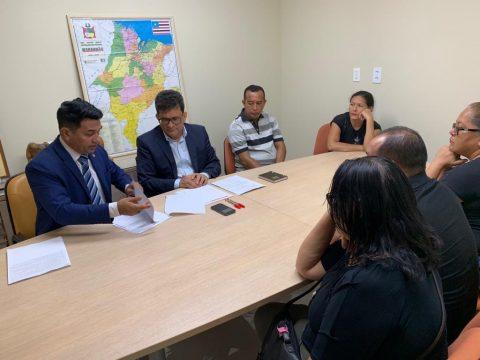 Deputado Wellington do Curso solicita ao TCE Termo de Ajustamento com a Prefeitura em defesa dos cobradores de ônibus de São Luís