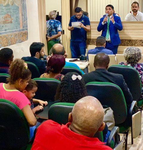 Deputado Wellington defende moradores de áreas de risco em São Luís durante audiência