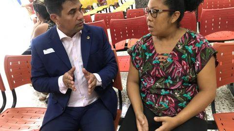 """""""Flávio Dino descumpre decisão judicial e nega cirurgia de criança de apenas 14 dias"""", denuncia deputado Wellington."""