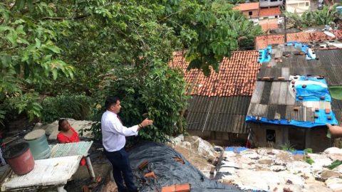 Enquanto Assembleia Legislativa está de recesso, Wellington segue trabalhando pelo povo do Maranhão