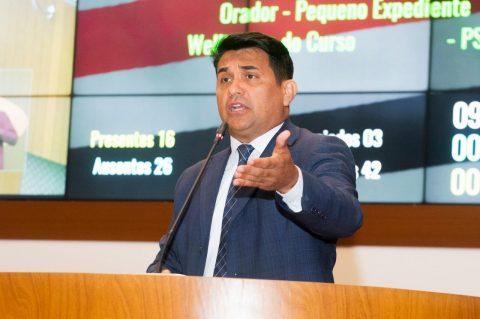 Wellington do Curso faz grande pronunciamento em defesa de aprovados da PMMA, outros concurso e cobra movimentação em Ação judicial