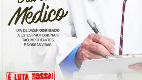 Wellington do Curso destaca dia do médico e volta a cobrar criação do curso de medicina na UEMA em São Luís