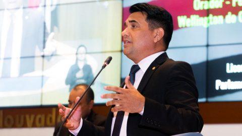 Wellington do Curso exige informações sobre número de policiais nomeados entre 2015 a 2019 e solicitação é negada por aliados de Flávio Dino