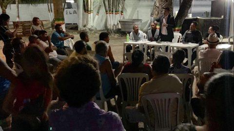 Wellington do Curso realiza audiência na Zona Rural de São Luís e discute melhorias para Cruzeiro de Santa Bárbara e região