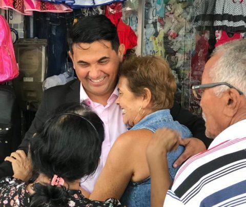 Wellington do Curso lança, oficialmente, pré-candidatura a prefeito de São Luís